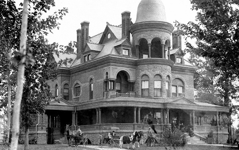 howard county historical society and seiberling mansion