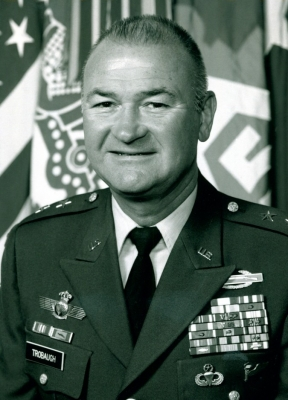 Major General Edward L. Trobaugh